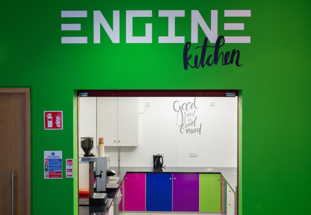LCCC Engine 007
